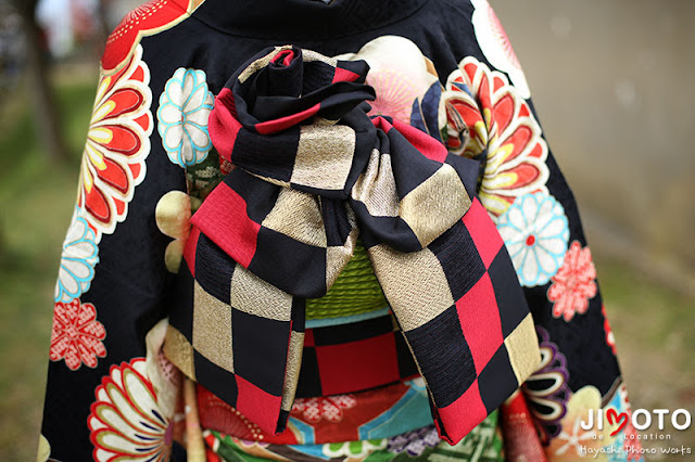 成人式の前撮りロケーション撮影を奈良で