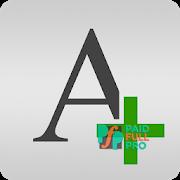 OfficeSuite Font Package APK