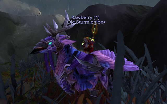 Long-Forgotten Hippogryph Mount Finally Found!