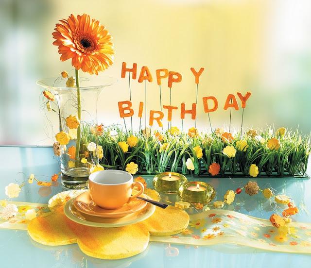 flower birthday images
