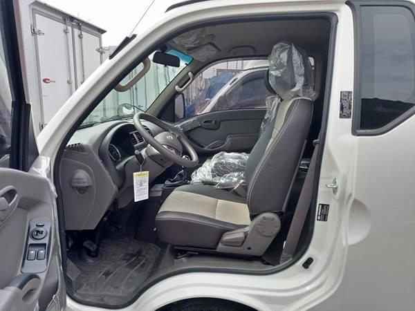 Nội thất xe bãi đông lạnh 1 tấn