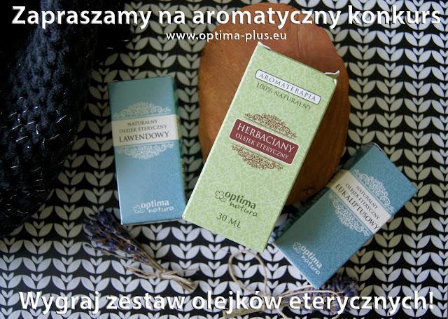 Przypomnij sobie o zapachu lata z naturalnymi olejkami eterycznymi marki OPTIMA NATURA
