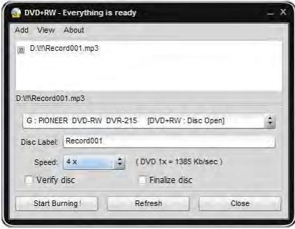 تنزيل برنامج إيزي ديسك برنر لنسخ وحرق الملفات على أقراص CD وDVD والبلوراي مجانا