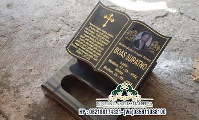 Model Nisan Tabur Bunga Granit, Kuburan Nisan Granit