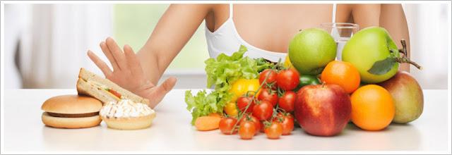 die Qual der Wahl bei der Ernährung