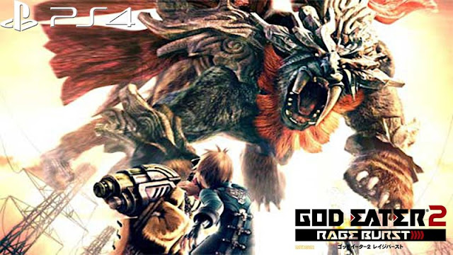 GOD EATER 2 Rage Burst Multiplayer Crack Steamworks Fix