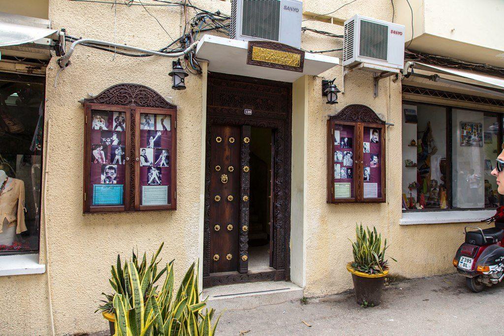 Дом Фредди Меркьюри в Стоун Тауне, Занзибар