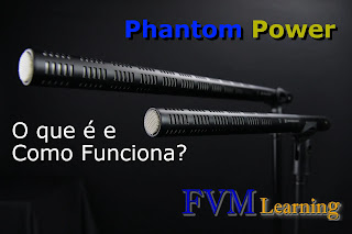 O que é Phantom Power e Como Funciona?