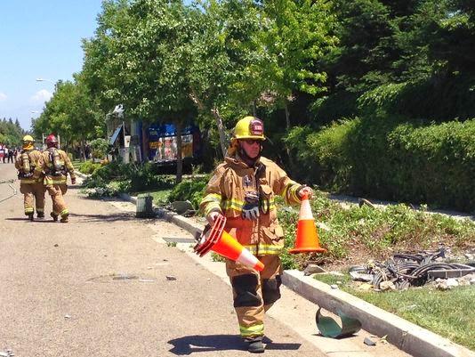 visalia crash accident transit bus tulare county hurley elementary