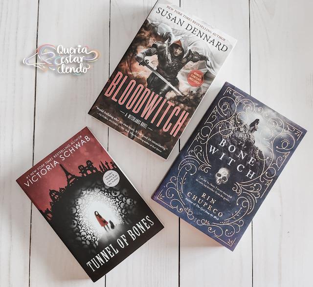 Bookhaul da Black Friday (e último do ano)