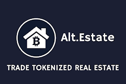 Alt.Estate ICO: ALT Token Real Estate Tokenized Marketplace