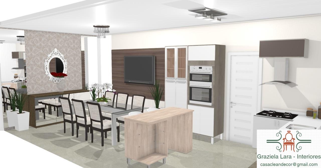 Construindo Minha Casa Clean Decora O De Sala De Jantar Copa