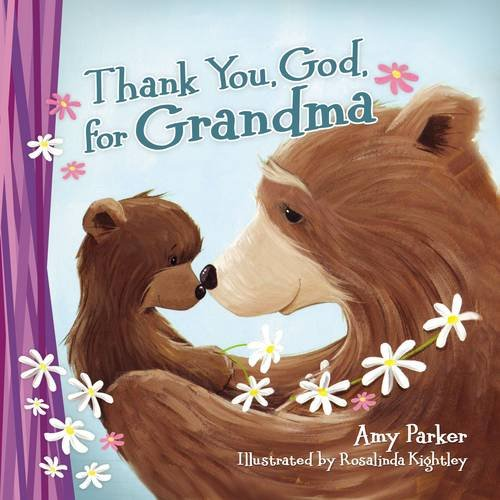 one word at a time    RELEASE DAY! Thank You, God, for Grandma