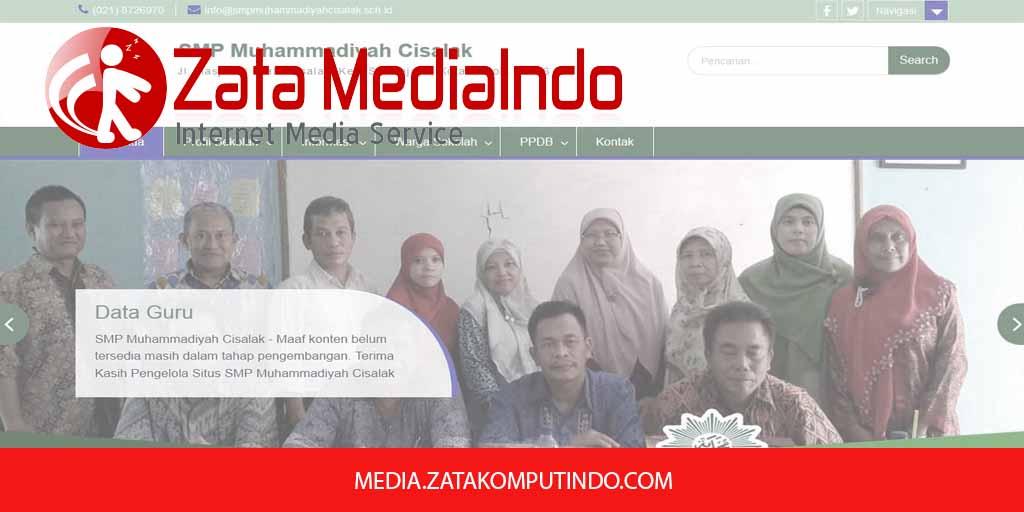 Media Partner SMP Muhammadiyah Cisalak