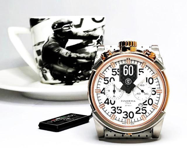 大阪 梅田 ハービスプラザ WATCH 腕時計 ウォッチ ベルト 直営 公式 CT SCUDERIA CTスクーデリア Cafe Racer カフェレーサー Triumph トライアンフ Norton ノートン フェラーリ CWEG00719 CWEG00819 CWEI00519 JAPAN LIMITED 日本限定モデル BULLE HEAD SATURNO バレットヘッドサトゥルノ CWEG00419