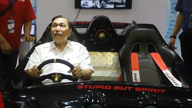"""Bagi Luhut, Mobil Listrik Momentum Indonesia Keluar dari """"Penjajahan"""" Jepang"""