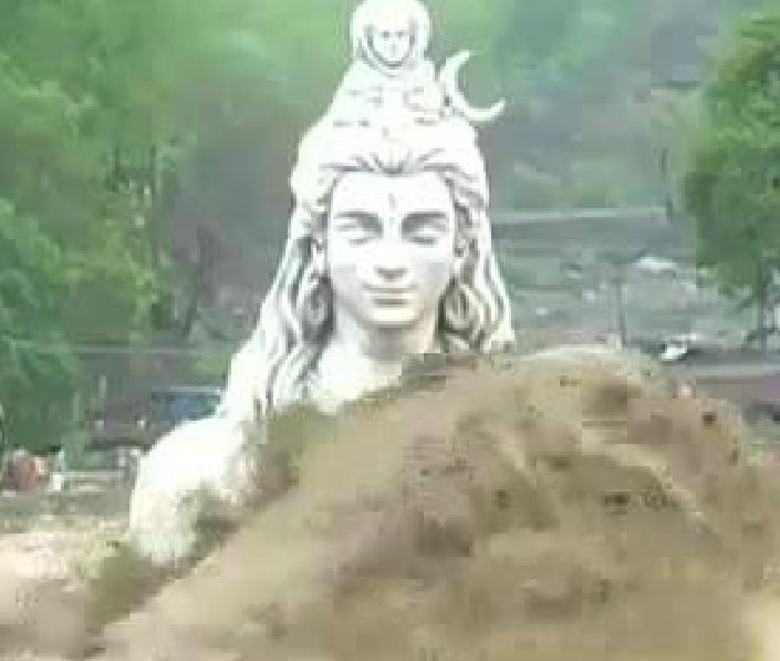 Uttarakhand Flood Over Lord Shiva Video | My Face Lokam