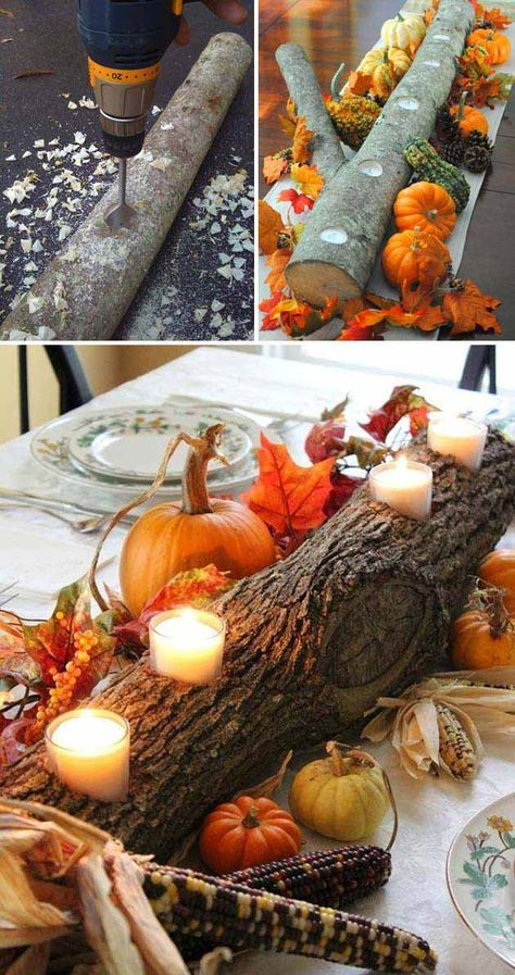 Top 34 Cool and Budget-Friendly Thanksgiving Centerpiece Idea