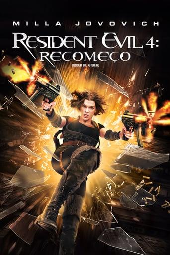 Baixar Resident Evil 4: Recomeço (2010)