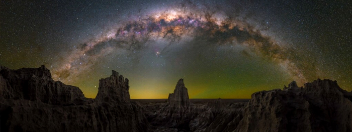 Chegou a Temporada da Via Láctea! Veja como observar os braços da nossa Galáxia no céu nessa época do ano