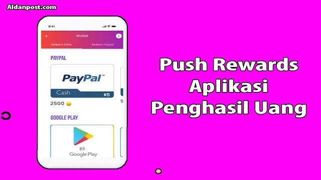 Push Rewards Apk