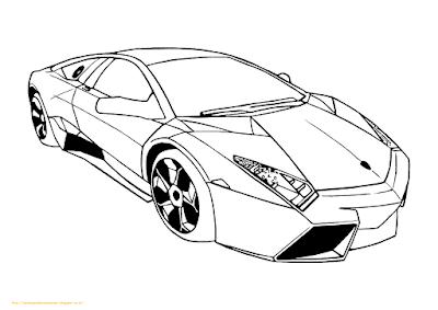 Mobil Lamborghini - 3