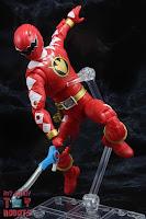Power Rangers Lightning Collection Dino Thunder Red Ranger 31