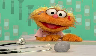 Elmos World Doctors Quiz