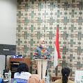 Ketua TP-PKK Kabupaten Melawi Hadiri Sosialisasi Peningkatan Kualitas Keluarga Tahun 2021 di Aula Hotel Cantika