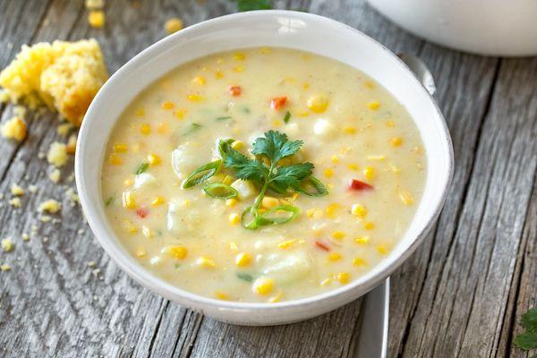 Resep Sup Jagung Sosis