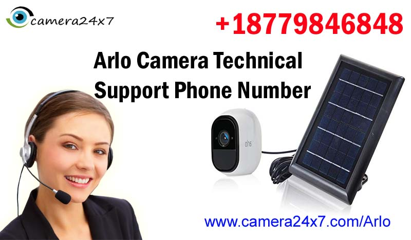 Arlo Camera Technical Support Phone Number