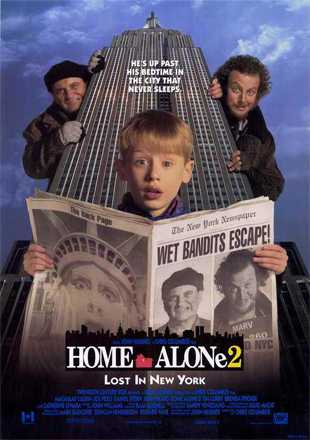 Home Alone 2: Lost in New York 1992 BRRip 720p Dual Audio in Hindi English