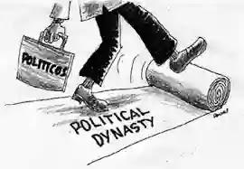Politik Dinasti dalam Demokrasi kerap terjadi karena dalam sistem demokrasi syarat dengan kepentingan pribadi. Politik dinasti bertujuan untuk melanggengkan kekuasaan dengan mendorong anak keturunannya menjadi pejabat. Dengan demikian kekuasaan pemerintahan tetap bisa dipertahankan.