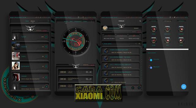 Download Link MIUI Theme Kumalayang V2 Mtz for Xiaomi Terbaru