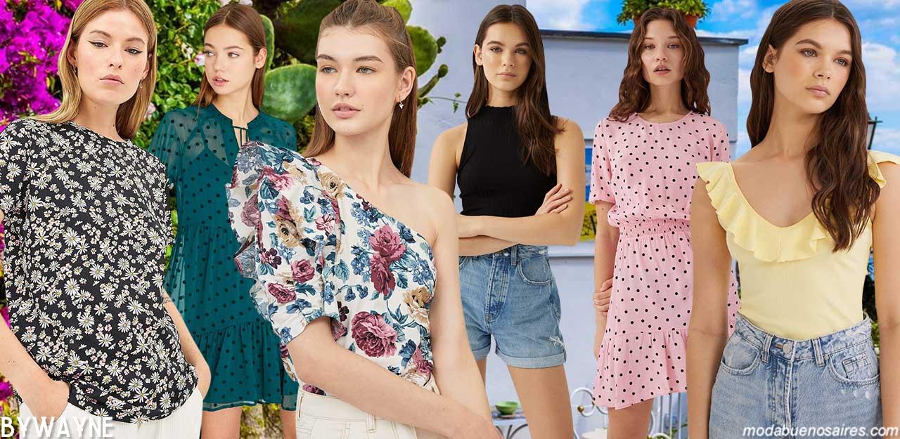 Moda juvenil primavera verano 2021