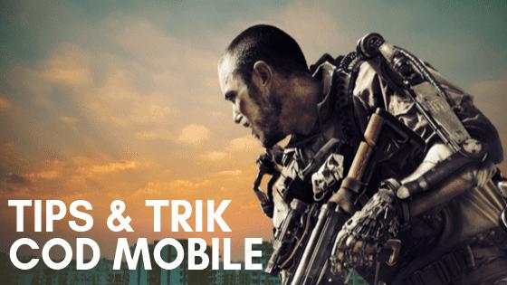 Tips dan Trik Bermain Call of Duty (COD) Mobile untuk Pemula