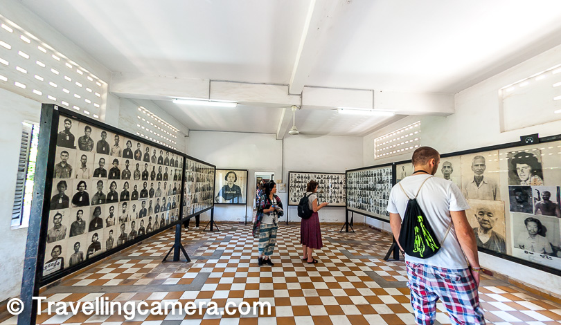 Even though it is a difficult trip, I recommend a visit to the Tuol Sleng Genocide Museum and the Killing Fields. The visit can give you sleepless nights, but it also tells you that life goes on and that human beings have the courage and resilience to survive through and overcome any situation.