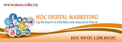 khóa học digital marketing giá rẻ tại tphcm
