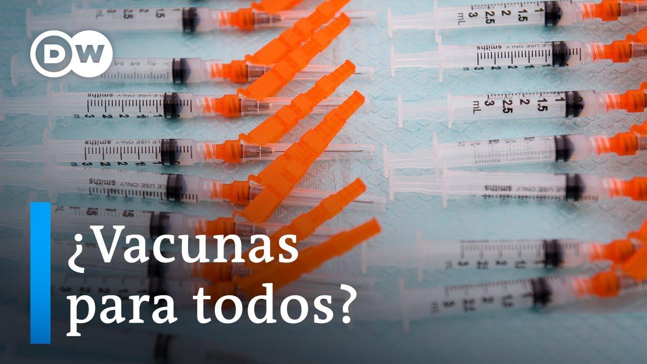 hoyennoticia.com, Países ricos acapararon la mayoría de las vacunas contra el Covid-19