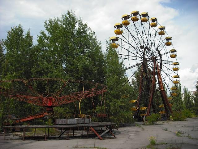 Como está Chernobyl Hoje