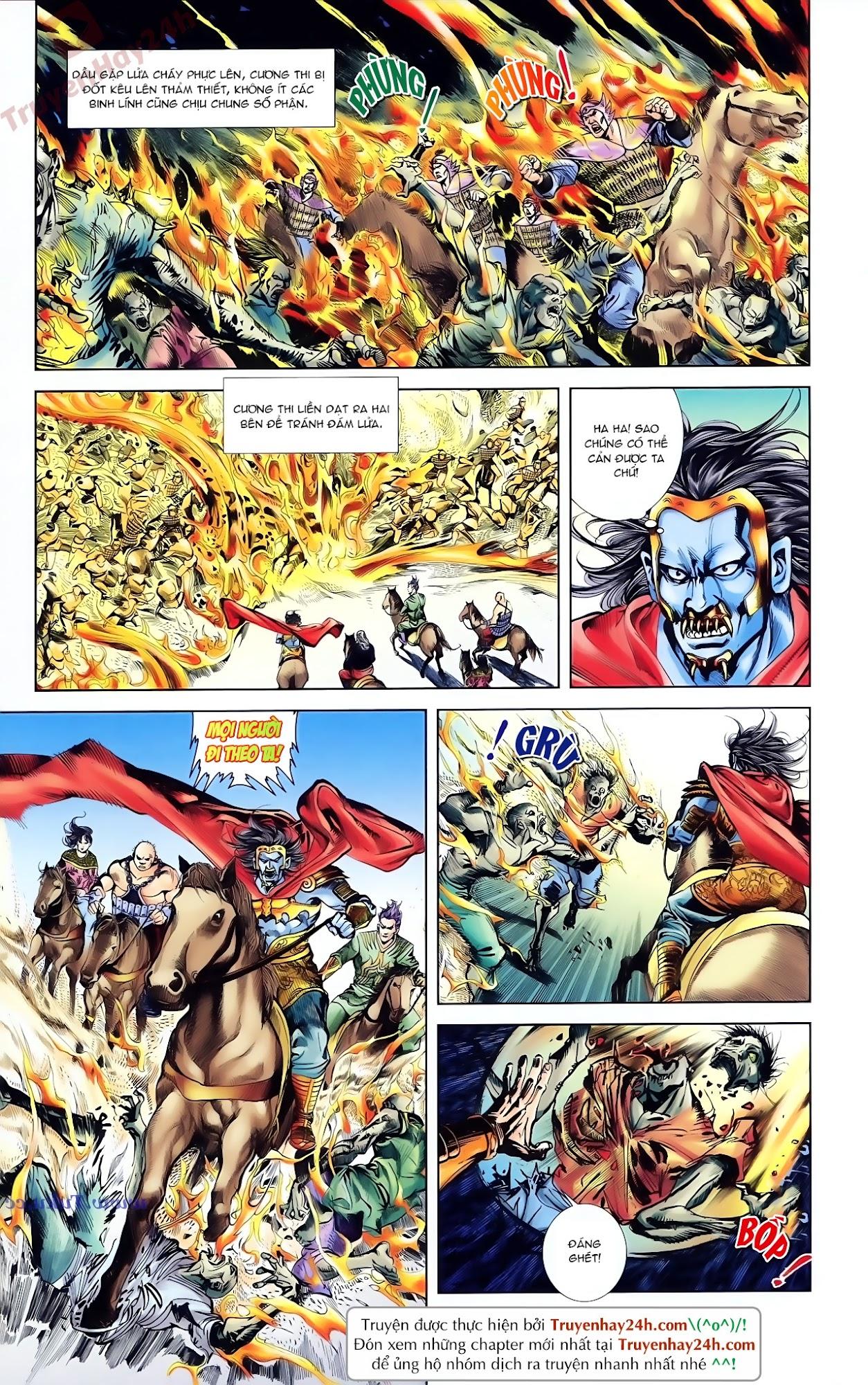 Cơ Phát Khai Chu Bản chapter 76 trang 16