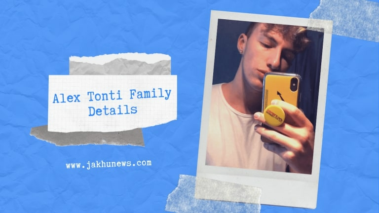 Alex Tonti Family Details