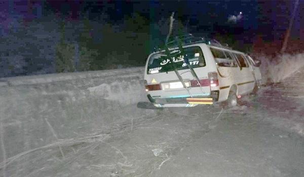 Karor Kotli Sattian ,5 killed & Several Injured in Road accident