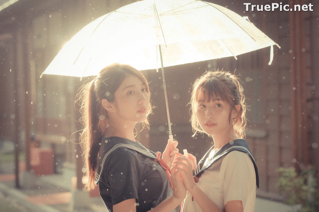 Image Taiwanese Model - 龍龍 &岱倫 - Beautiful Twin Angels - TruePic.net - Picture-6