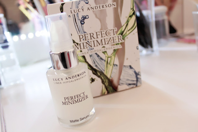 """Serum matificante Perfect Minimizer"""