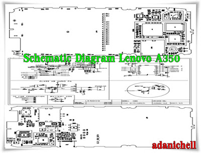 Schematic Diagram Lenovo A350
