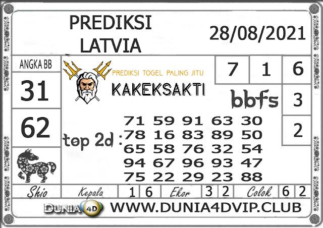 Prediksi Togel LATVIA DUNIA4D 28 AGUSTUS 2021