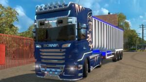 Scania R730 truck mod