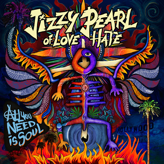 Jizzy Pearl Love/Hate - All You Need Is Soul