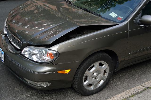 réparations de carrosserie courantes